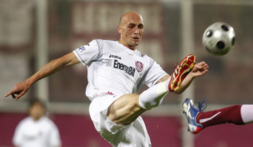 Gabi Mureşan nu vrea să joace în China