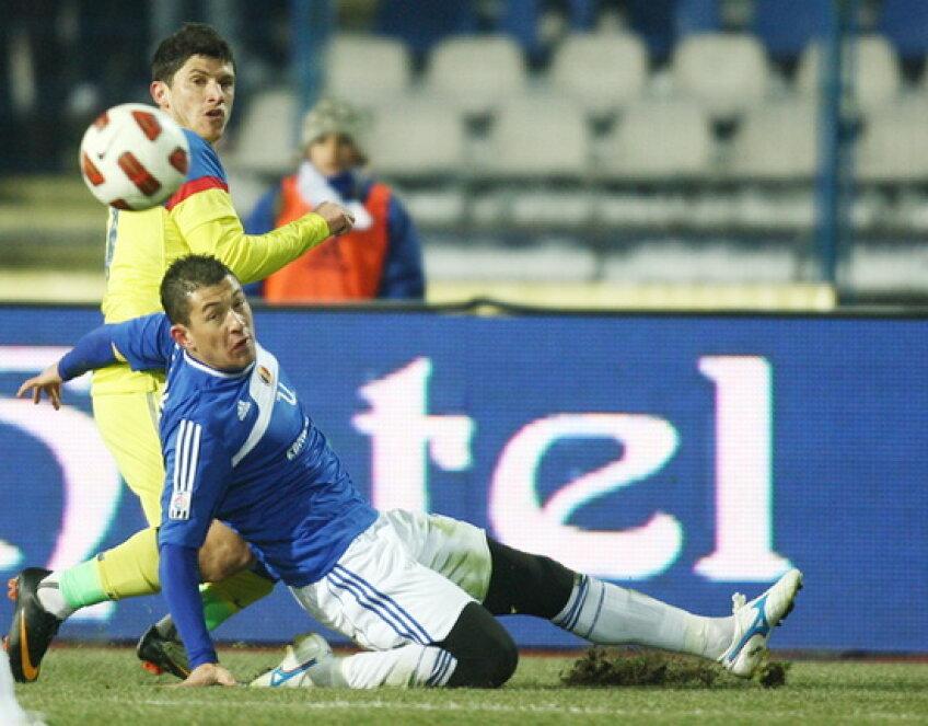 Andrei Prepeliţă va fi de mîine coleg la Steaua cu Tănase