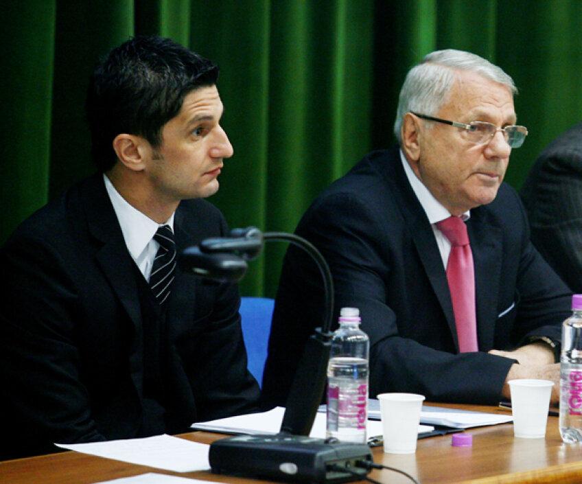 Mircea Rădulescu e nemulţumit de absenţa lui Răzvan