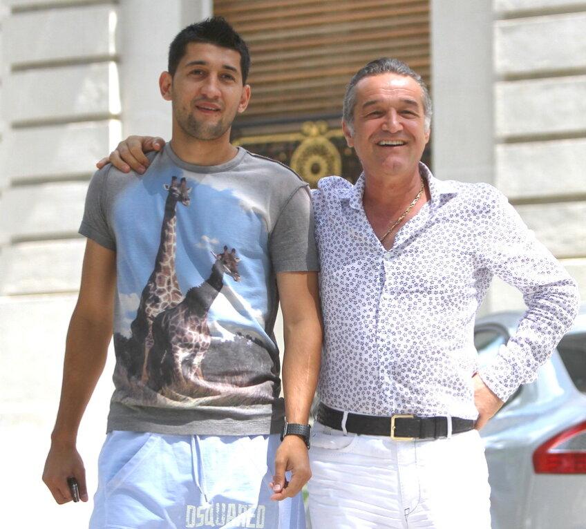 Florin Costea, girafa golgeter de la Steaua
