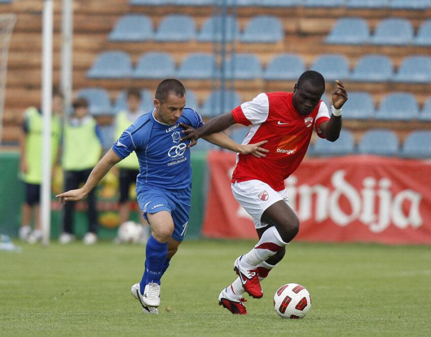 Dinamo s-a calificat în play-off-ul Europa League