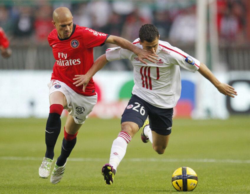 PSG se va duela cu Lille pentru titlul de campioană