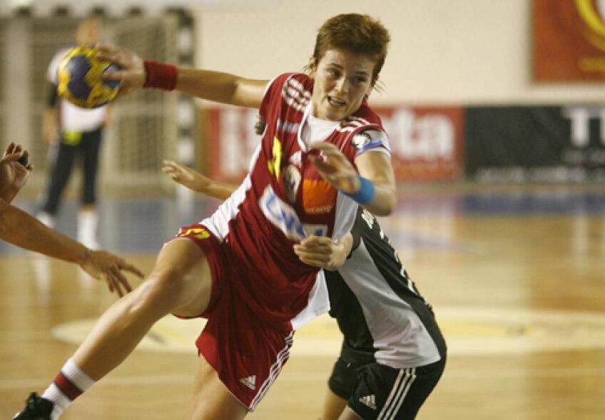 Marija Jovanovici a uimit asistenţa cu look-ul său