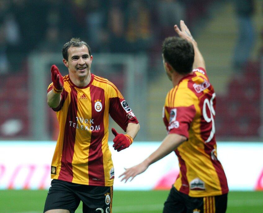 Bogdan Stancu a impresionat în primele sale meciuri la Galata, dar apoi i-a dezamăgit pe fani