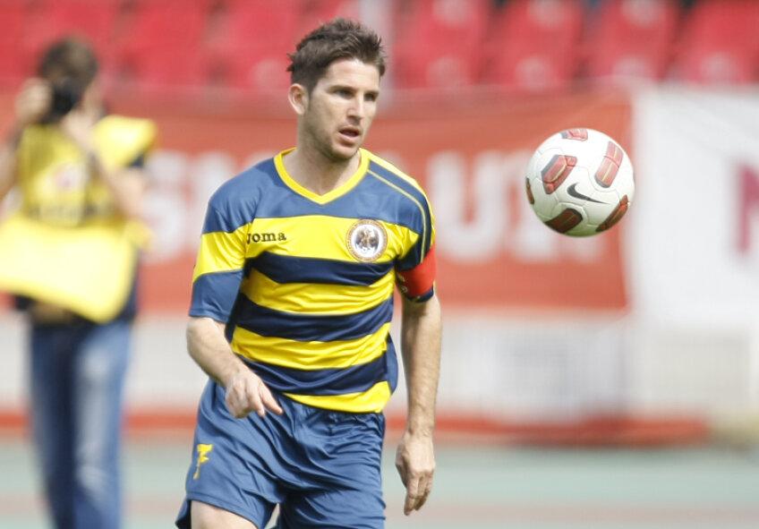 Diniţă a fost antrenor-jucător în Liga B la Chiajna
