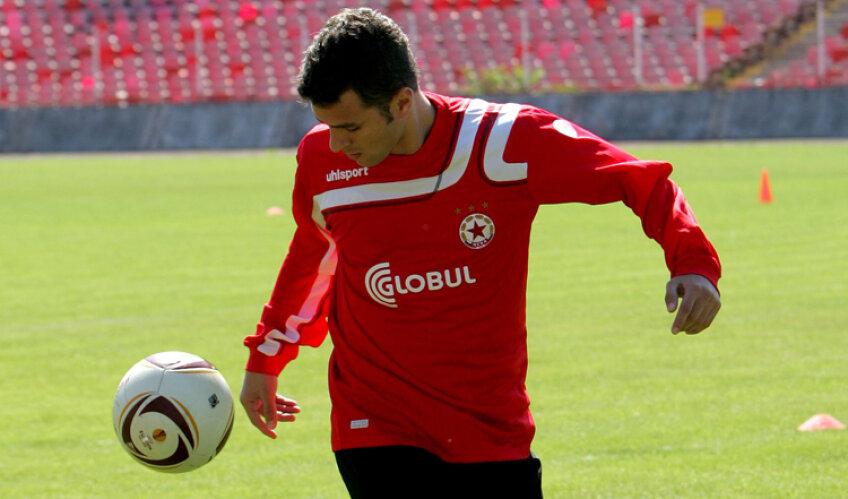 Junior Moraes este curtat intens de Steaua