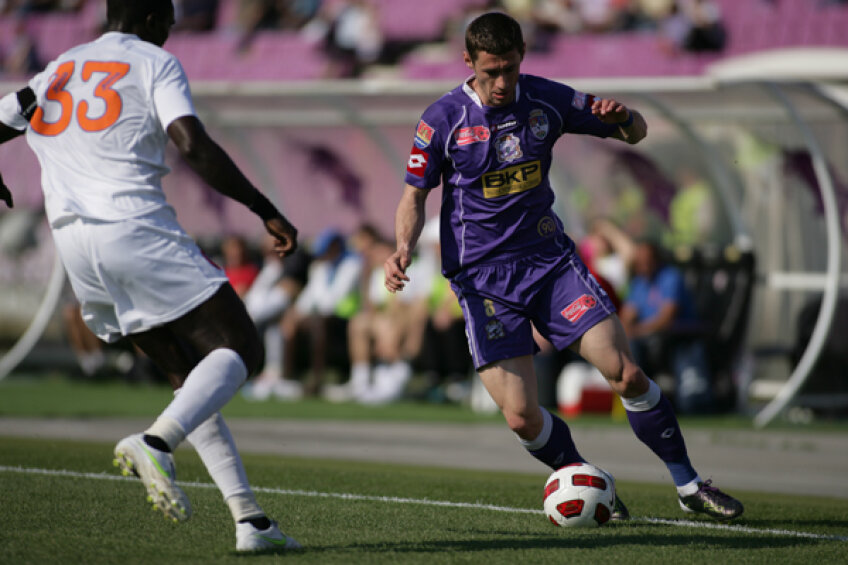 Laszlo Sepsi negociază în aceste zile trecerea sa la Steaua