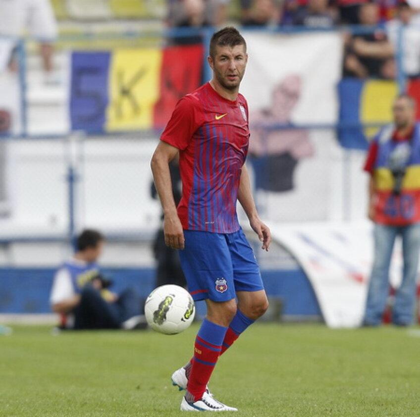 Galamaz e convins că Steaua va repeta evoluţia foarte bună din meciul cu CS Mioveni şi contra U Cluj