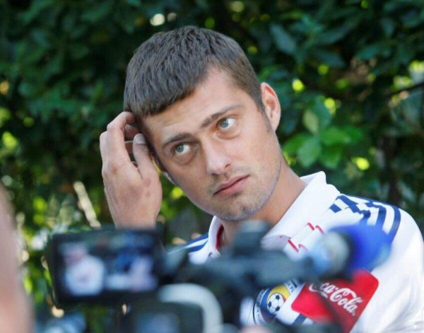 Gabriel Tamaş nu este la prima abatere disciplinară la echipa naţională