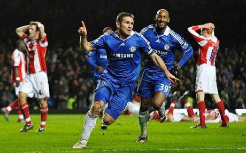 Chelsea va juca sigur meciul cu Stoke din prima etapă