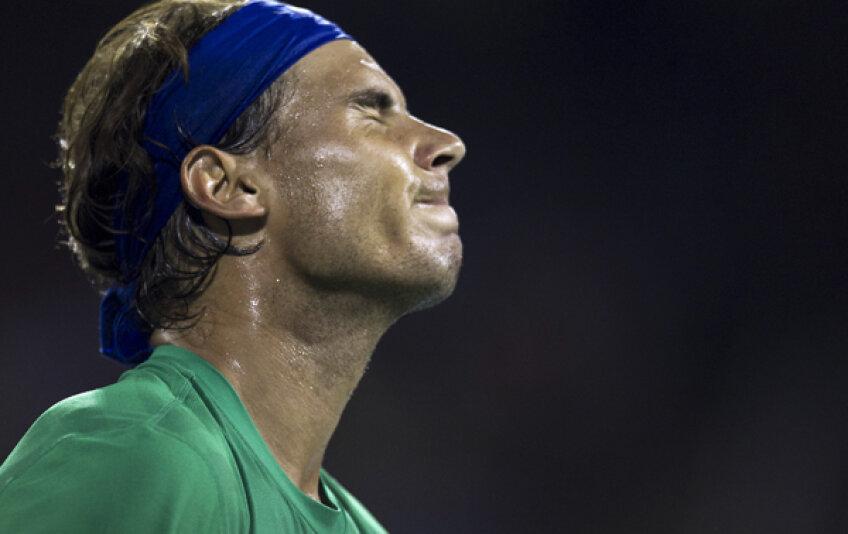 Rafael Nadal nu e în cea mai bună formă
