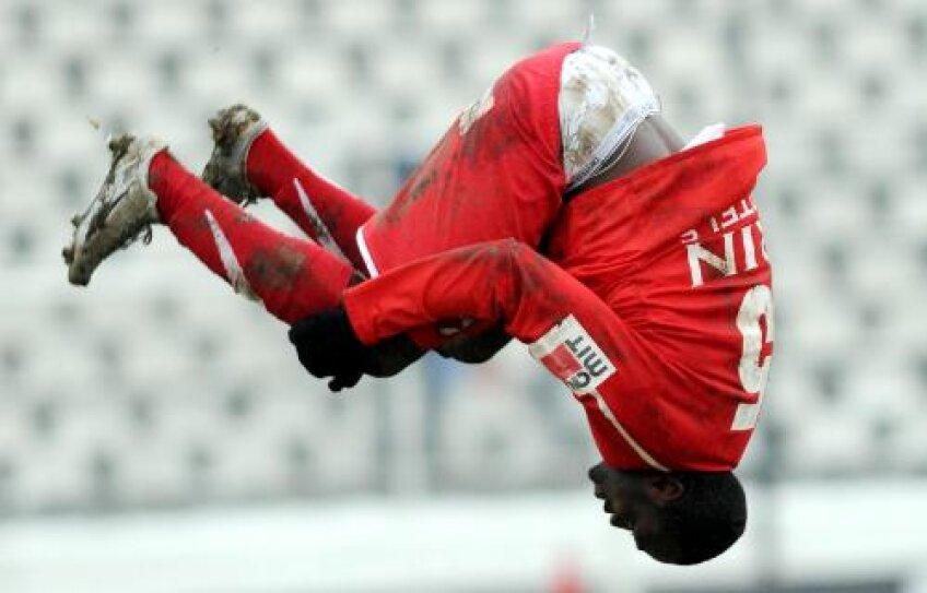 Kone a fost globetrotter-ul lui Dinamo în ultimele zile
