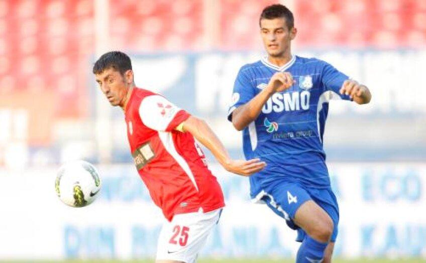 Dănciulescu are două goluri marcate în acest sezon