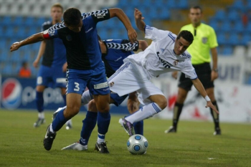 Juniorii lui Hagi se vor duela şi anul acesta cu cei de la Real Madrid