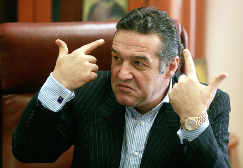 Becali ride de zvonurile conform carora Steaua TSKA ar fi blat