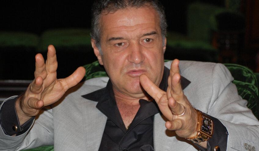 Gigi Becali e supărat foc pe omologul său de la ȚSKA Sofia