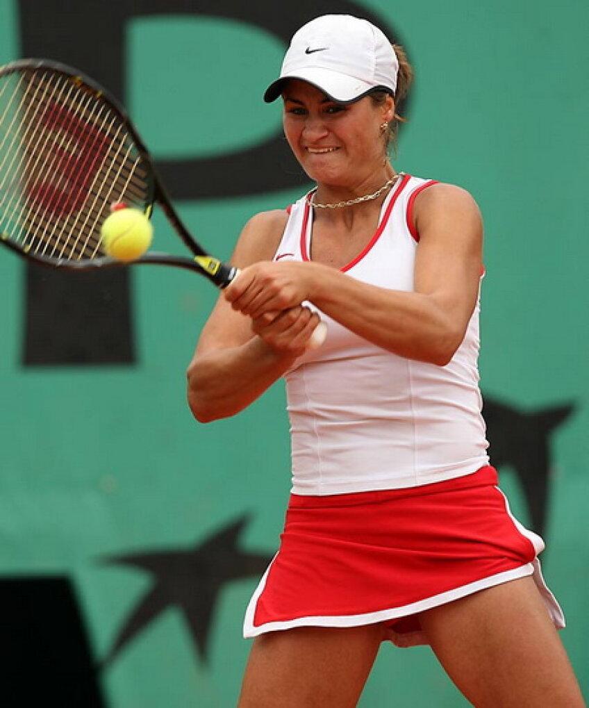 Monica Niculescu a fost eliminată în primul tur la Cincinnati