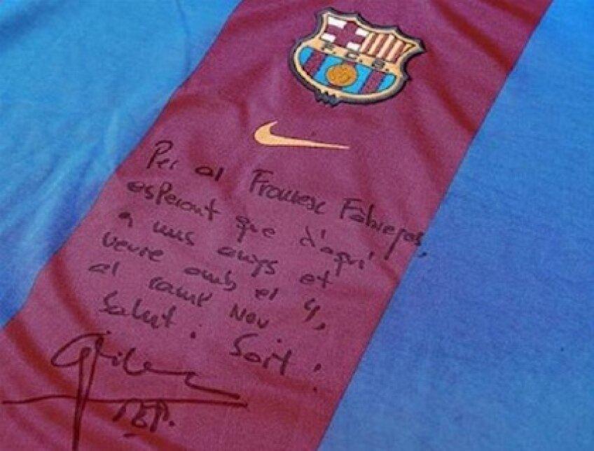 Mesajul lui Pep Guardiola pentru Fabregas, din urmă cu 10 ani