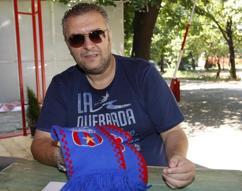 Dimitar Angelov, liderul suporterilor sofioţi, e convins că Steaua va lua bătaie în ambele meciuri cu ŢSKA Sofia