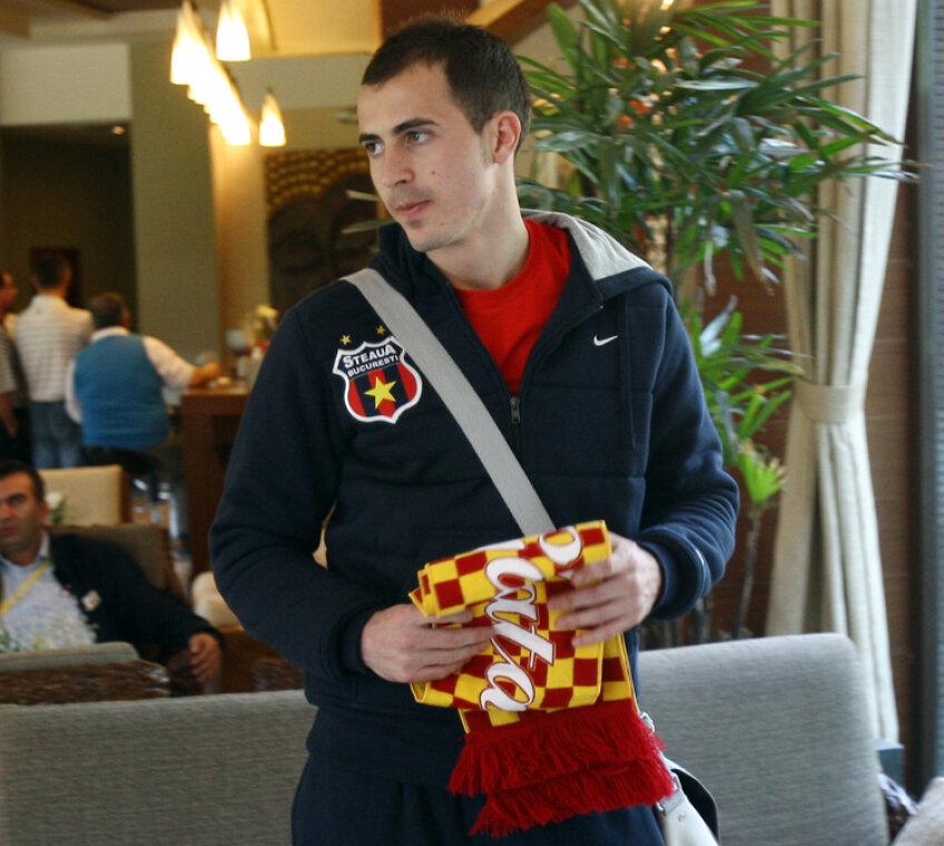 Bogdan Stancu ţine pumnii fostei sale echipe
