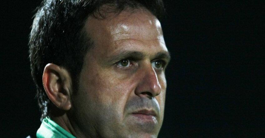 Ronny Levy l-a convins pe Gigi Becali că e antrenorul potrivit pentru Steaua