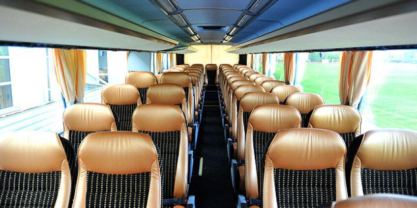 Kuban si-a achizitionat un nou autocar de lux (sursa foto fckuban.ru)