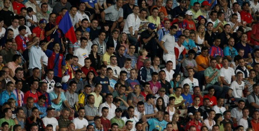 Suporterii români răspund mult mai dur patronului de la ŢSKA decît a făcut-o Gigi Becali