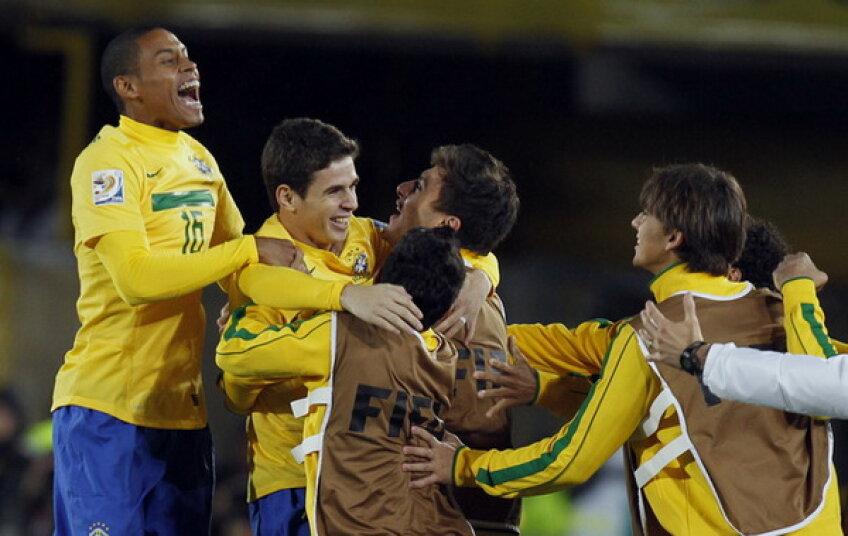Brazilienii au cîştigat CM U20