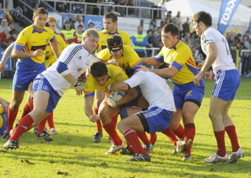 România va juca la Cupa Mondială cu Scoţia, Argentina, Anglia şi Georgia