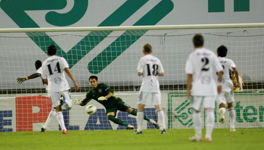 N'Doye a deschis scorul din penalty