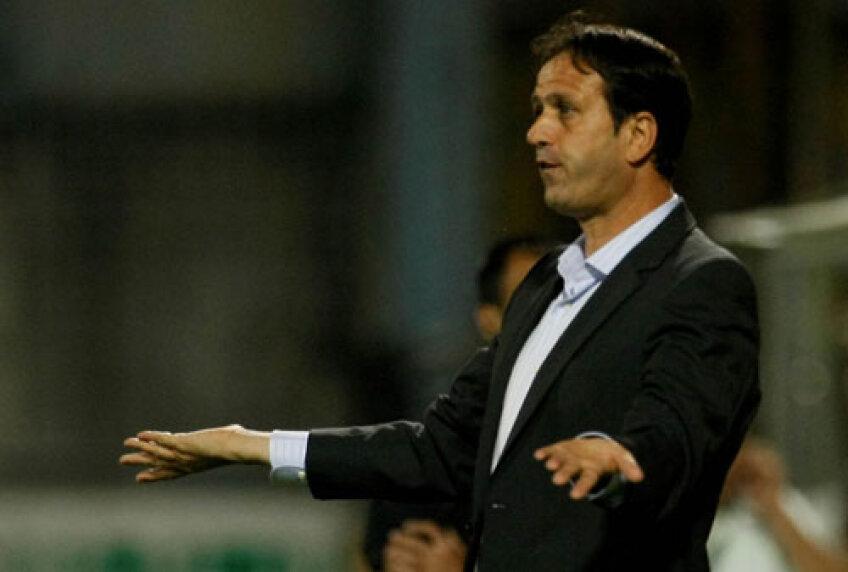 Ronny Levy, antrenorul Stelei