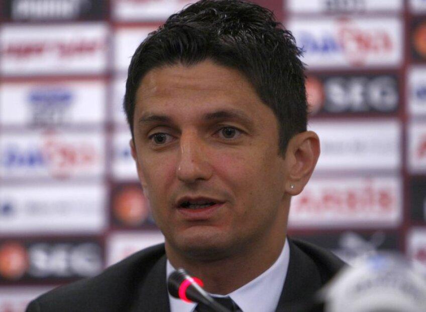 Răzvan Lucescu spune că Rapid nu a cîştigat în faţa lui Slask din cauza superficialităţii