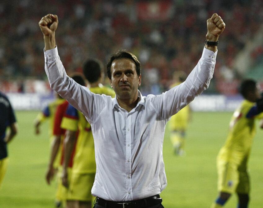 Ronny Levy a calificat Steaua în grupele Europa League