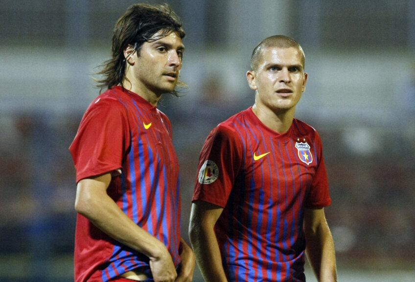 Brandan şi Bourceanu vor fi titulari diseară, contra lui FCM Tîrgu-Mureş