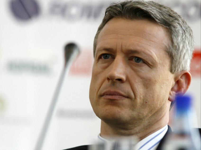 Octavian Morariu i-a oferit un răspuns lui Rudel Obreja la acuzațiile făcute săptămîna trecută  foto: mediafax