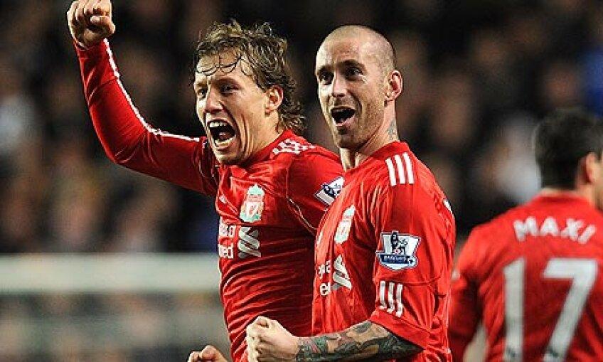 Meireles a venit la Liverpool vara trecută şi este deja foarte iubit de fani
