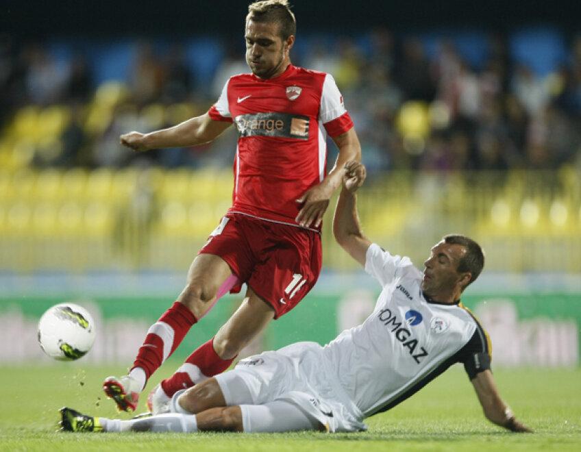 Marius Alexe va reveni pe teren pentru Dinamo