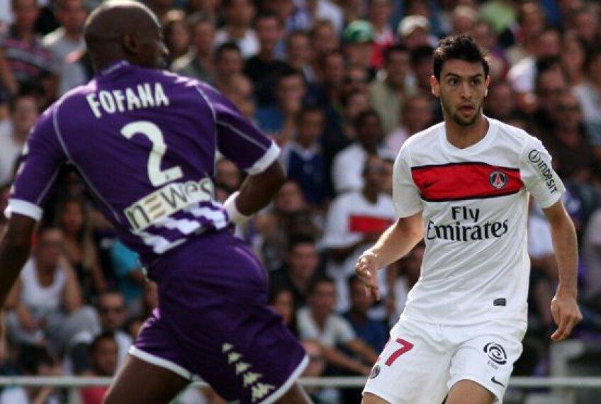 Javier Pastore s-a transferat în această vară la PSG pentru 42 de milioane de euro