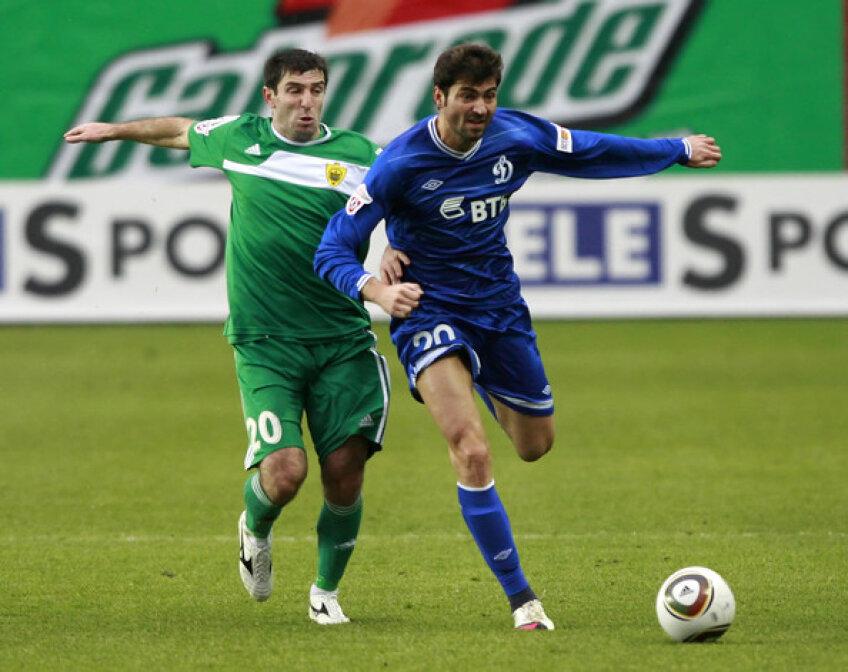 Adrian Ropotan a fost împrumutat pentru restul sezonului la Tom Tomsk