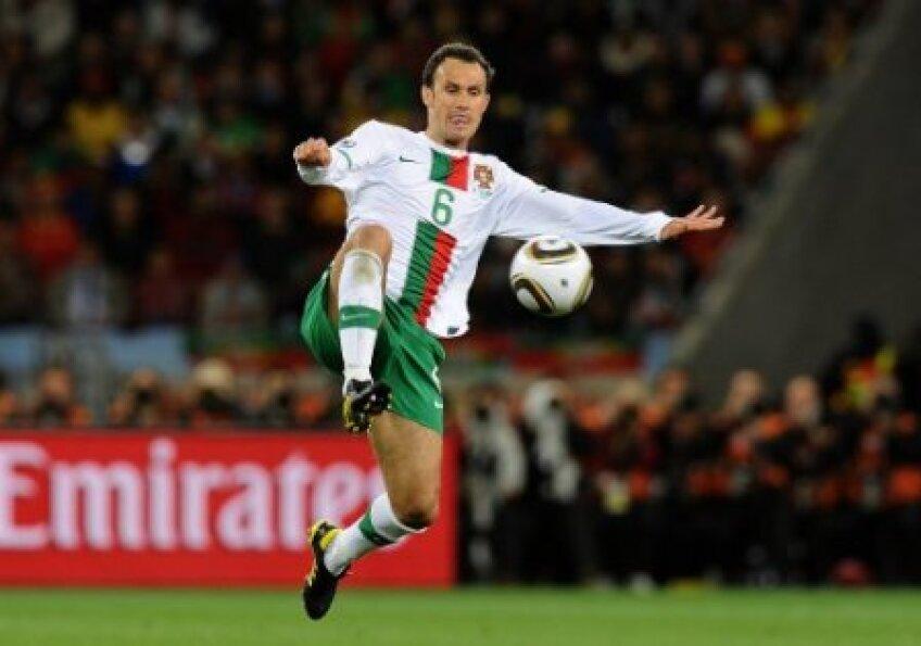 Ricardo Carvalho nu va mai juca pentru naţionala Portugaliei cît va fi selecţioner Paulo Bento