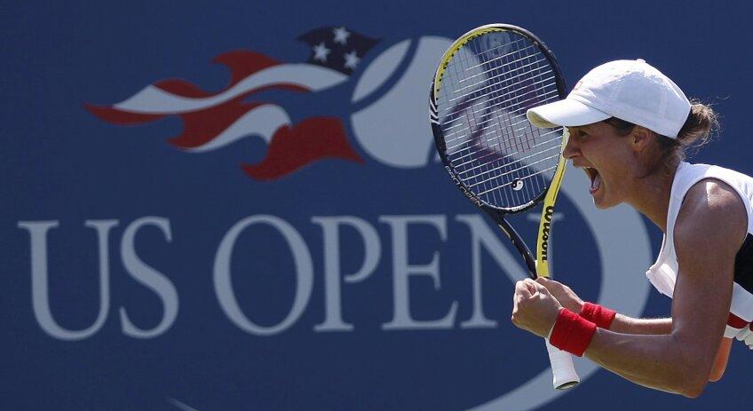 Monica Niculescu va primi pentru performanţa sa 280 de puncte WTA şi 110.000 de dolari