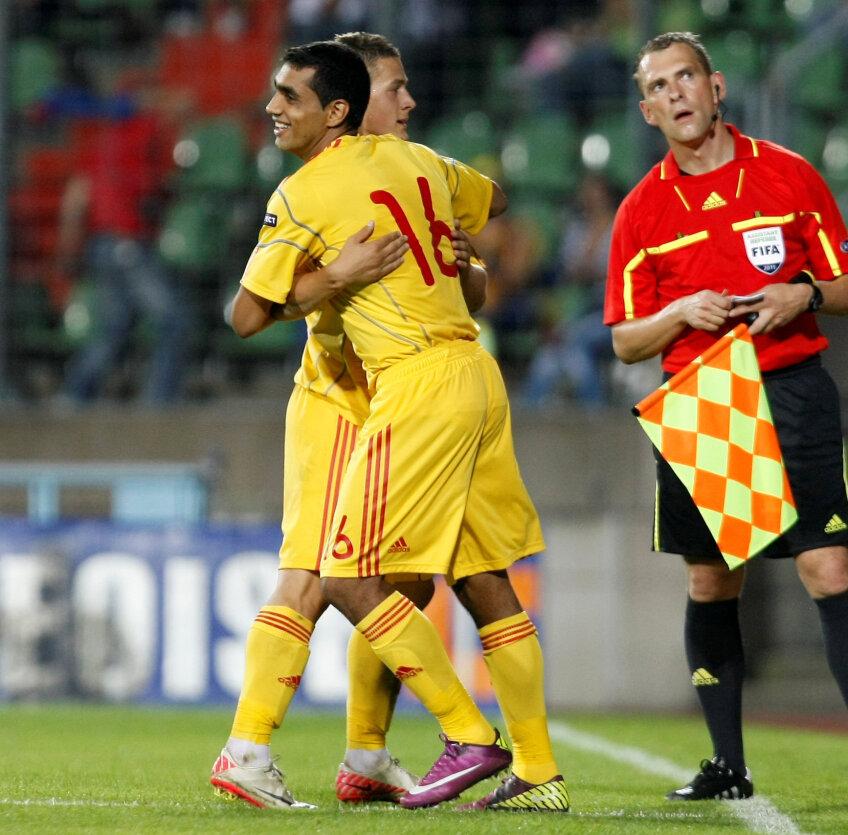 Torje îi va lăsa locul lui Bănel încă din primul minut cu Franţa
