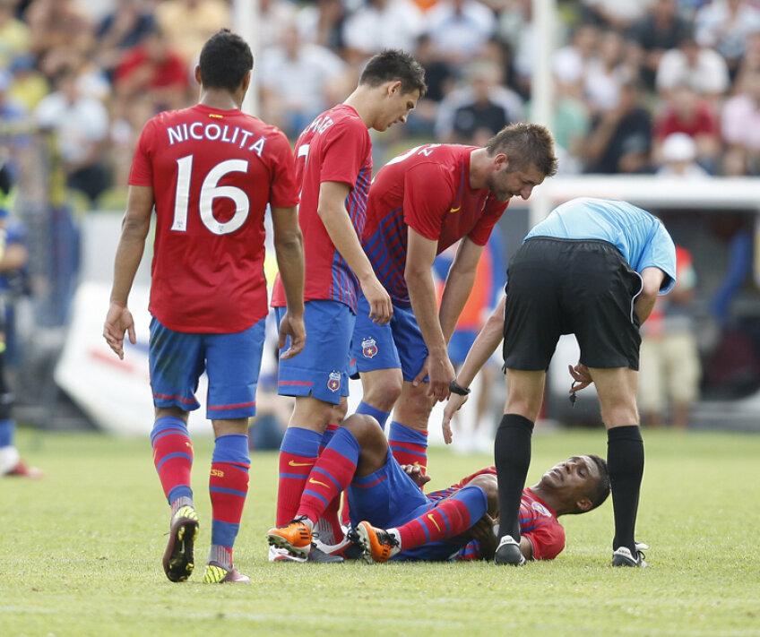 Nicoliţă a fost transferat de Saint-Etienne pentru 700.000 de euro