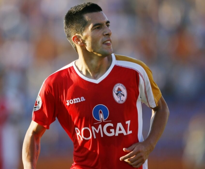 Pîrvulescu se va îmbrăca în roşu doar în meciurile din deplasare ale Gazului dacă Dinamo nu vine cu o ofertă mai consistentă