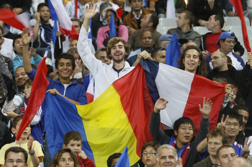 Meciul cu Franţa devine evenimentul numărul 1 pentru fotbalul românesc în 2011