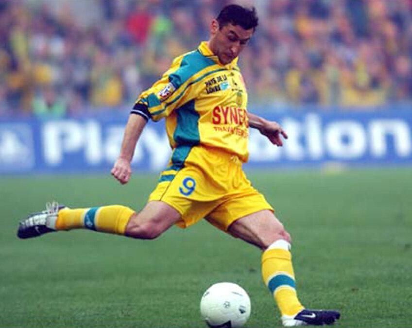 Viorel Moldovan a cîştigat titlul cu FC Nantes