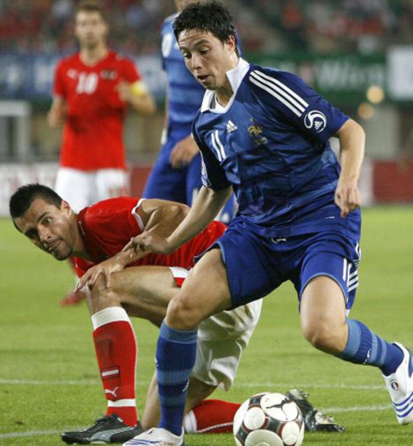 Austria a învins Franţa cu 3-1 în urmă cu fix 3 ani
