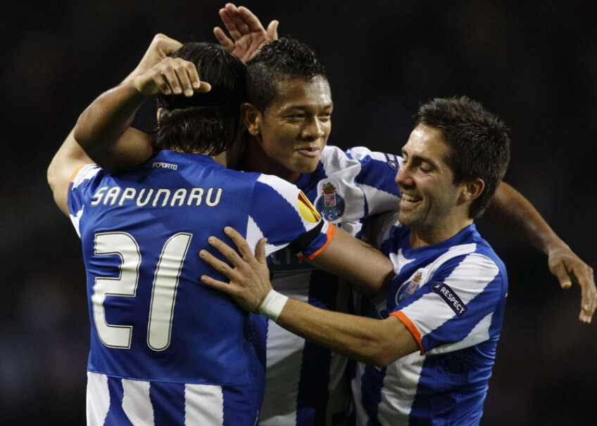 Sapunaru a lipsit atit de la Porto cit si de la natioanala, din cauza unei accidentari