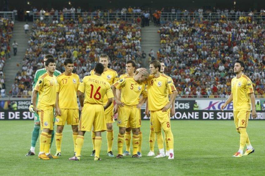 Ciprian Marica lasă de înţeles că gîndul retragerii de la echipa naţională nu îie ste străin