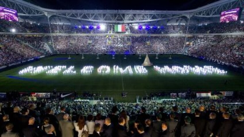 Juventus Torino şi-a inaugurat noul stadion